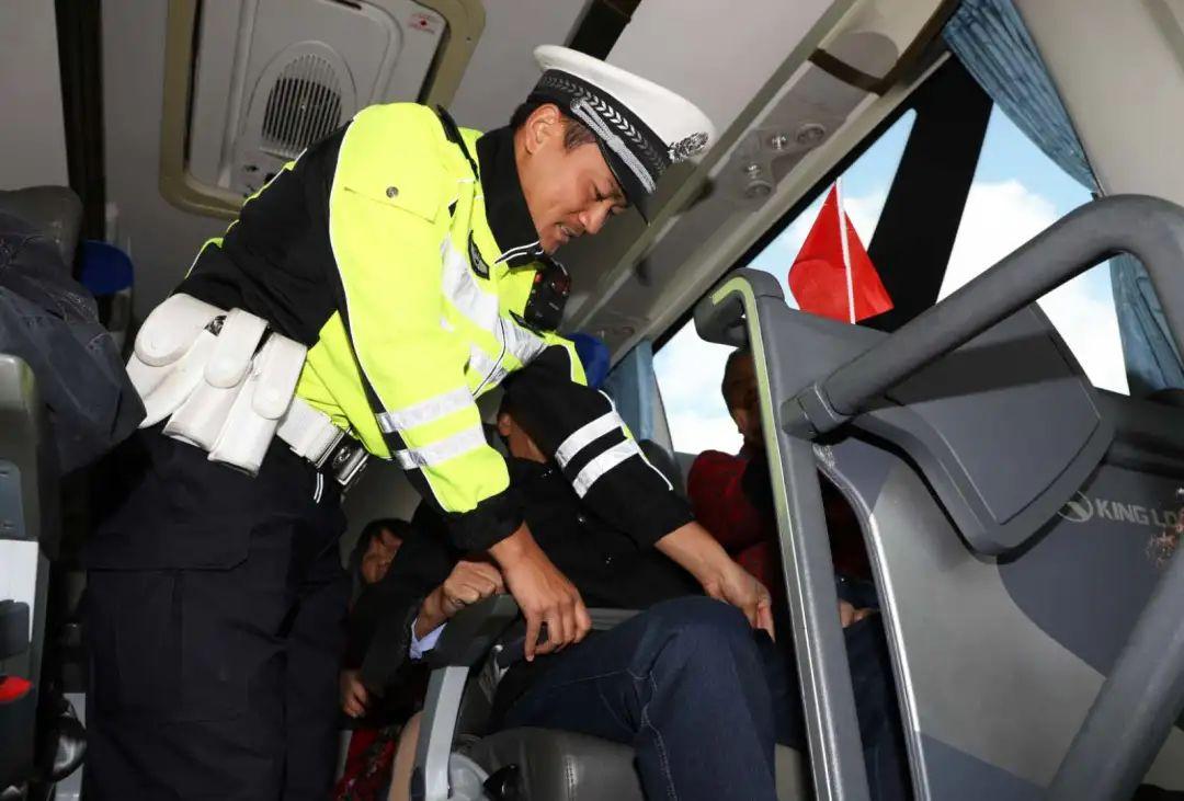 8月起,车后排不系安全带,一律罚!